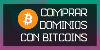 Comprar dominios bitcoin