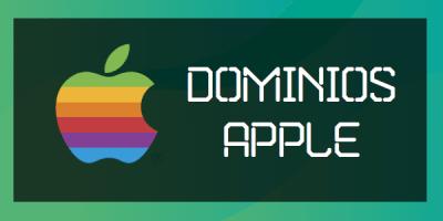 comprar dominio apple