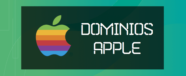 comprar dominio apple