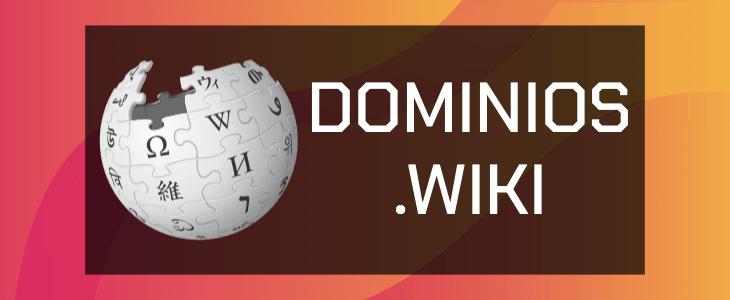 Dominios Wiki