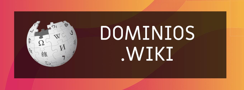 Nombres de Dominio Wiki
